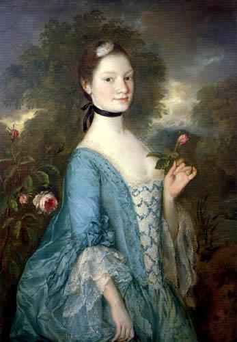 Thomas Gainsborough - Lady Innes