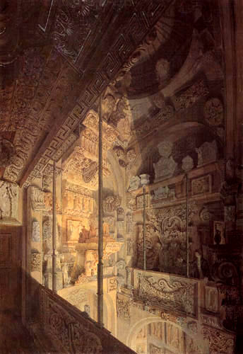 Joseph Michael Gandy - Sir John Soane´s Museum
