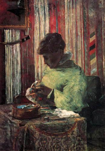 Paul Gauguin - Mette