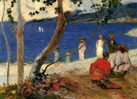 Paul Gauguin - Martinique