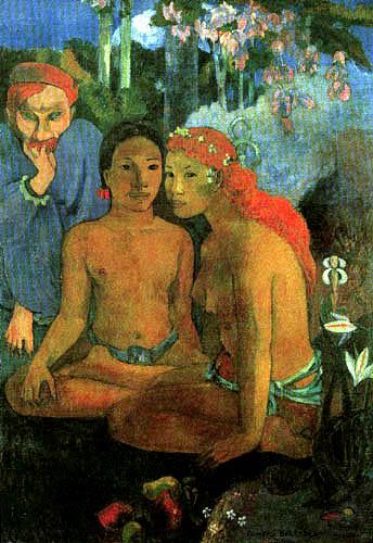 Paul Gauguin - Contes Barbares