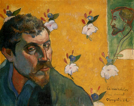 Paul Gauguin - Selfportrait