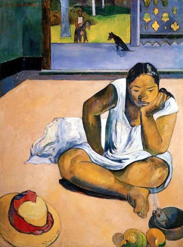 Paul Gauguin - Te faaturuma