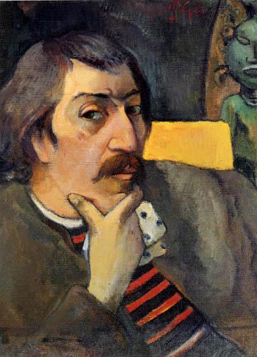 Paul Gauguin - Selfportrait