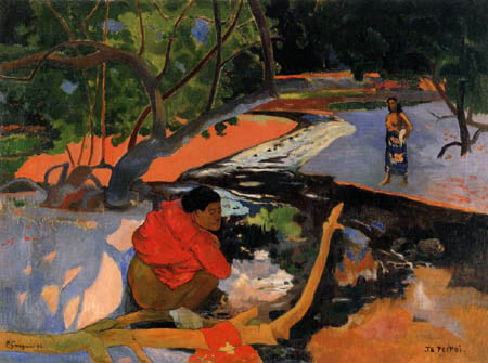 Paul Gauguin - The Morning, Te poi poi