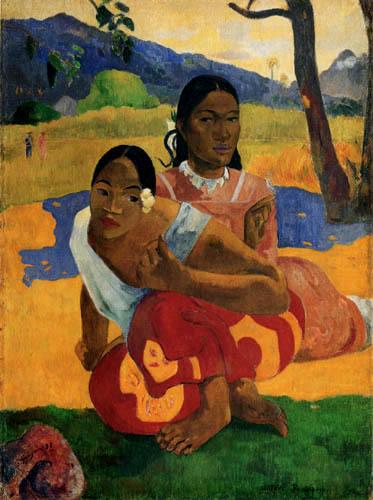 Paul Gauguin - Nafea faa ipoipo, Wann heiratest du?