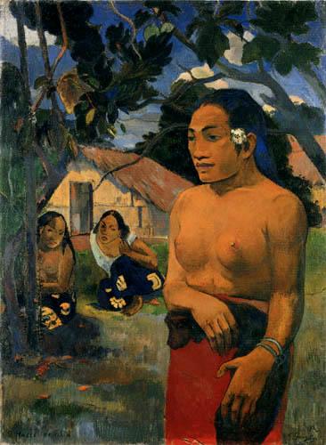 Paul Gauguin - E haere oe i hia