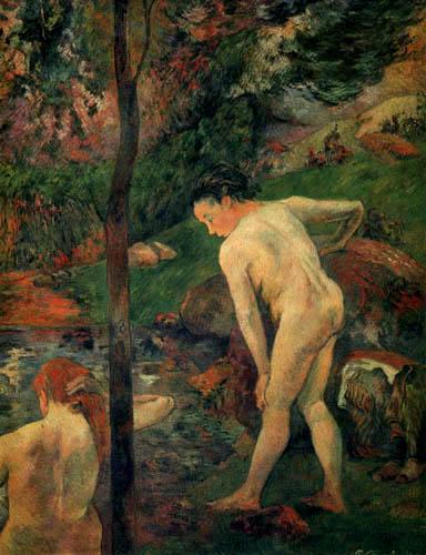 Paul Gauguin - Bathers