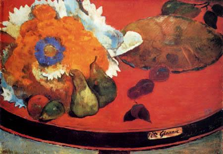 Paul Gauguin - Fête Gloanec