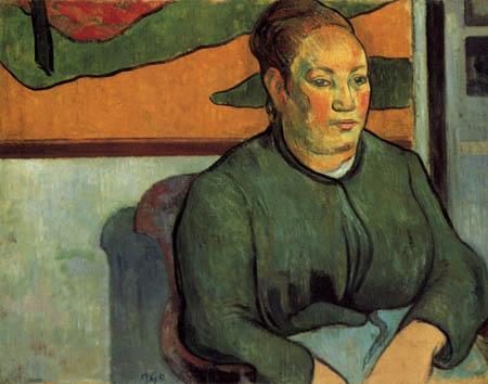 Paul Gauguin - Madame Roulin