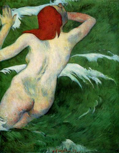 Paul Gauguin - Undine