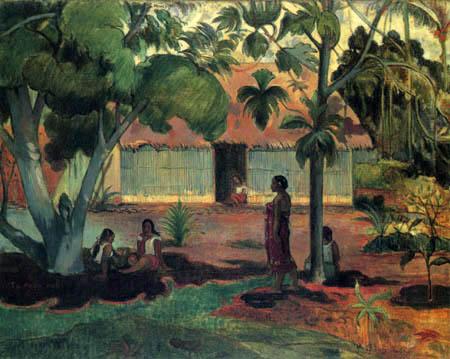 Paul Gauguin - Te ra´au rahi
