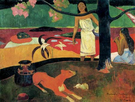 Paul Gauguin - Tahitische Hirtenlieder