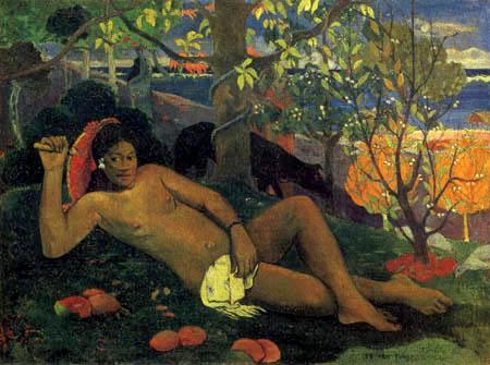 Paul Gauguin - Te Arii Vahine