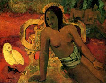 Paul Gauguin - Vairumati
