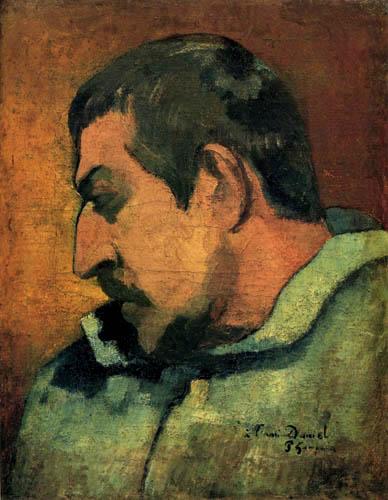 Paul Gauguin - Autorretrato