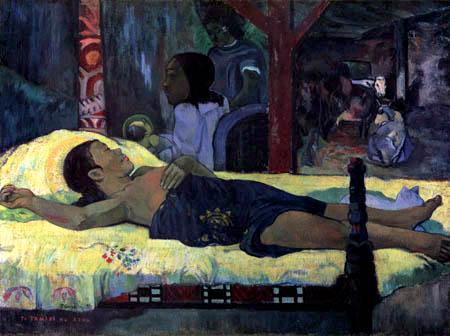 Paul Gauguin - Te Tamari no Atua
