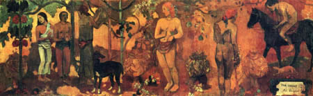 Paul Gauguin - Faa iheihe