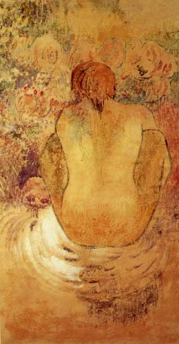Paul Gauguin - Nude