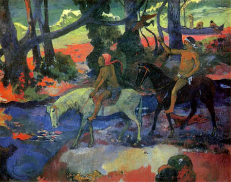 Paul Gauguin - Ford