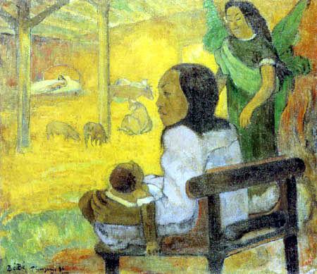 Abraham Bloemaert - Die Geburt