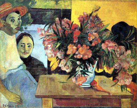 Paul Gauguin - Blumen aus Frankreich