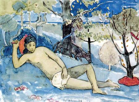 Paul Gauguin - Die Königin der Schönheit