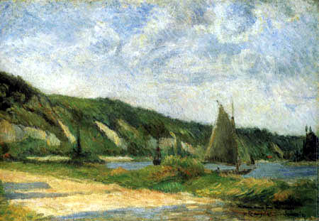 Paul Gauguin - Die Segelboote