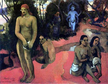 Paul Gauguin - Das köstliche Wasser