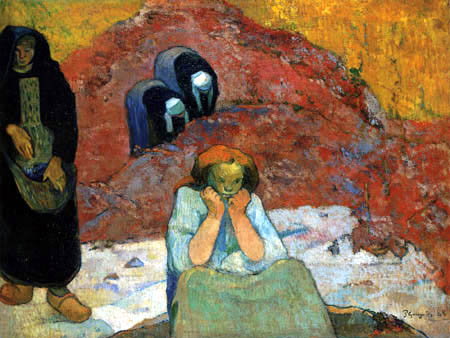 Paul Gauguin - Human Miseries