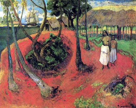 Paul Gauguin - Idylle auf Tahiti