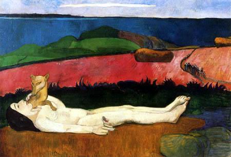 Paul Gauguin - Die verlorene Jungfräulichkeit