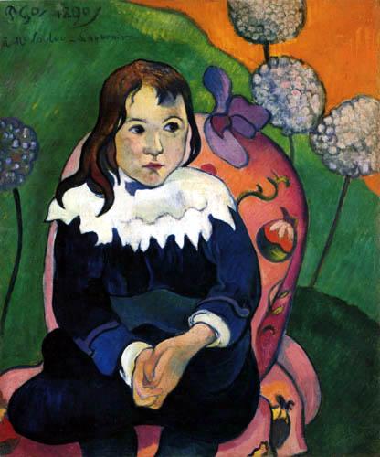 Paul Gauguin - Mr Loulou
