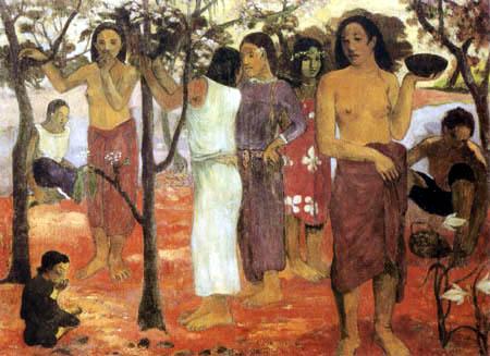 Paul Gauguin - Herrlicher Tag