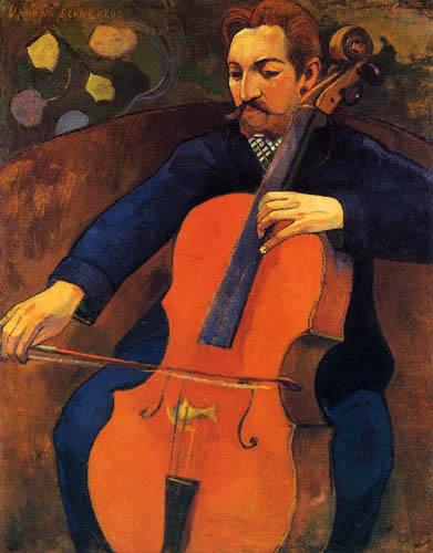 Paul Gauguin - Paupa Schneklud