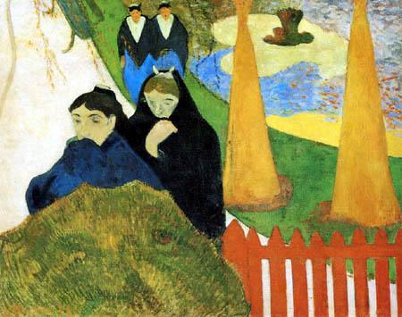 Paul Gauguin - Reise nach Arles