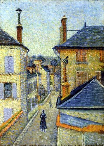 Léo Gausson - Rue des Étuves, Lagny-sur-Marne