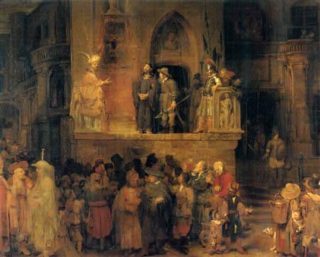 Aert (Arent) de Gelder - Christ