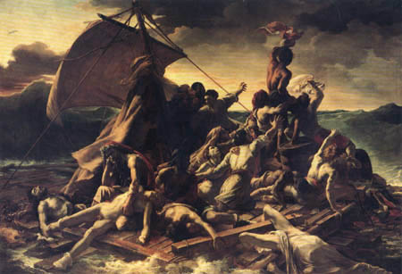 Théodore Géricault - The Raft of the Medusa