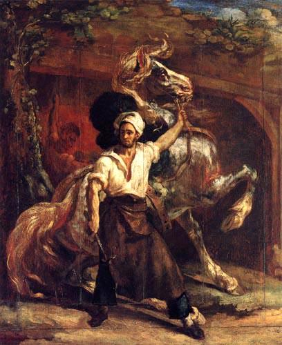 Théodore Géricault - Der Hufschmied
