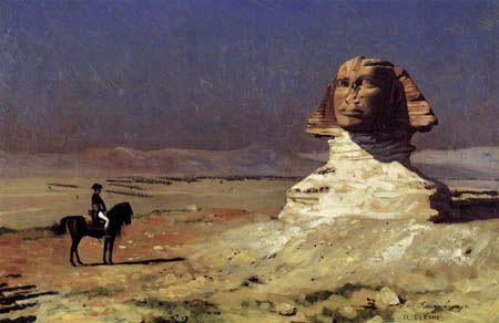 Jean Léon Gérôme - Bonaparte in Egypt
