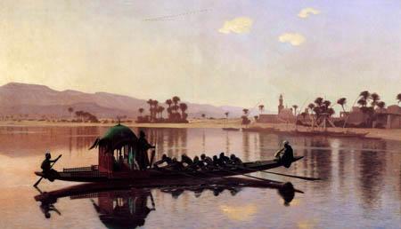 Jean Léon Gérôme - Excursion of the harem