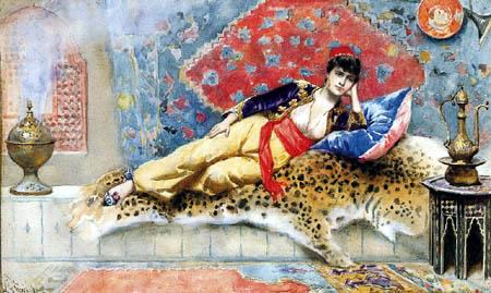 Jean Léon Gérôme - The Favorite
