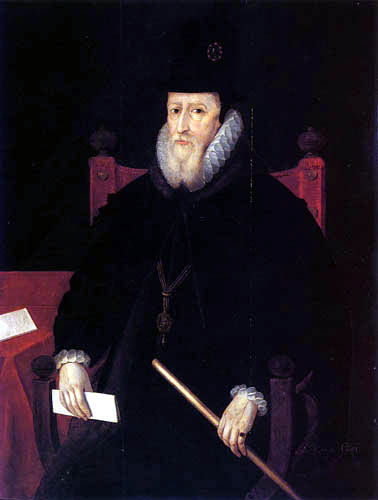 Marcus Gerards der Jüngere - William Cecil, Lord Burghley