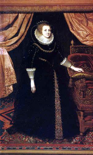 Marcus Gerards der Jüngere - Porträt einer Dame