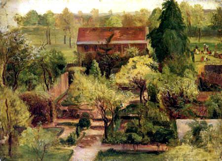 Christian F. Gille - Ein Garten