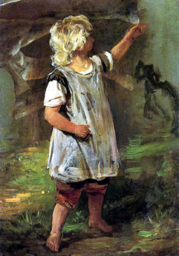 Christian F. Gille - A child study