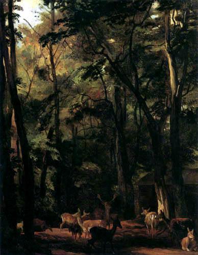 Christian F. Gille - Fallow deer