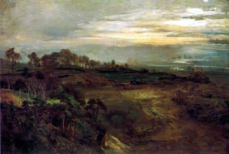 Christian F. Gille - Die Dresdener Heide