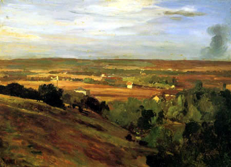 Christian F. Gille - The Elbe Valley in Dresden